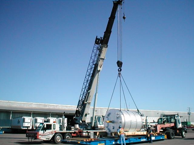 Mobile Crane Rigging : Southeastern training inspection llc mobile crane